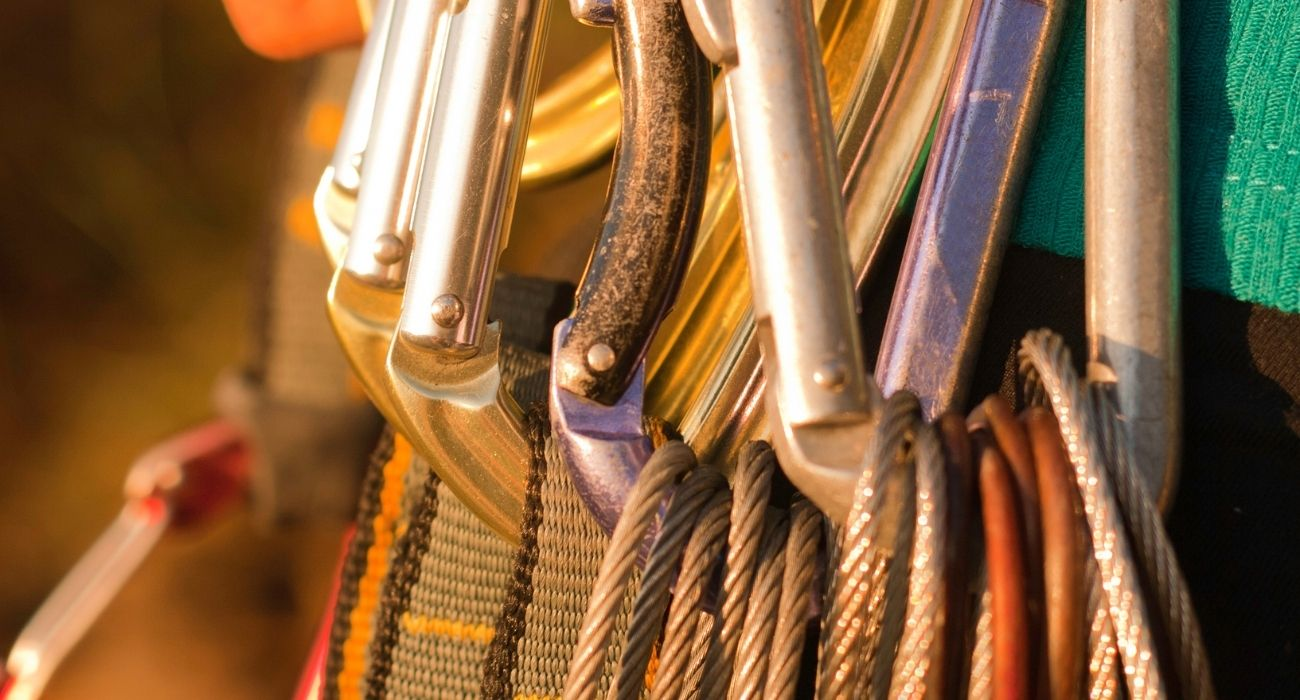 Carabiners and cords