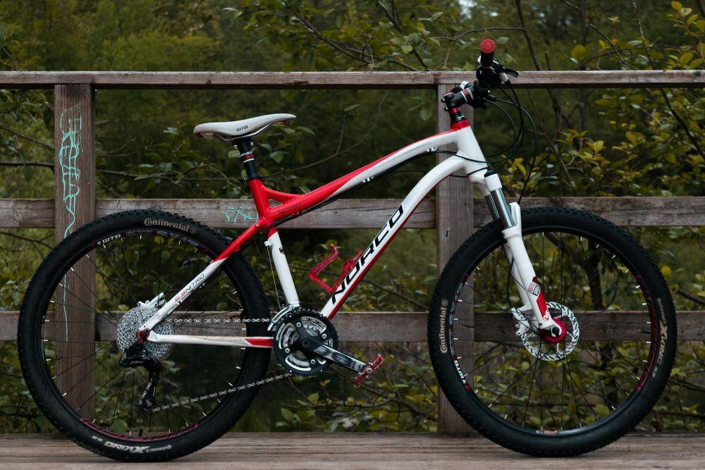 mountain bike from killington rental shop